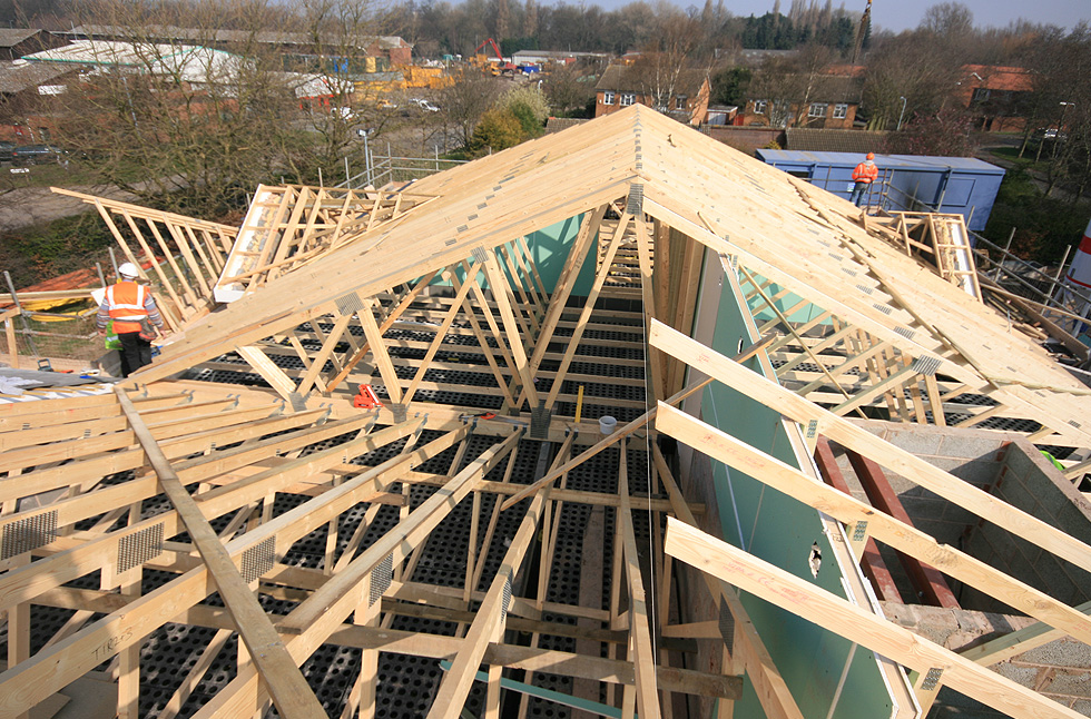 roof truss design and manufacture cheshire