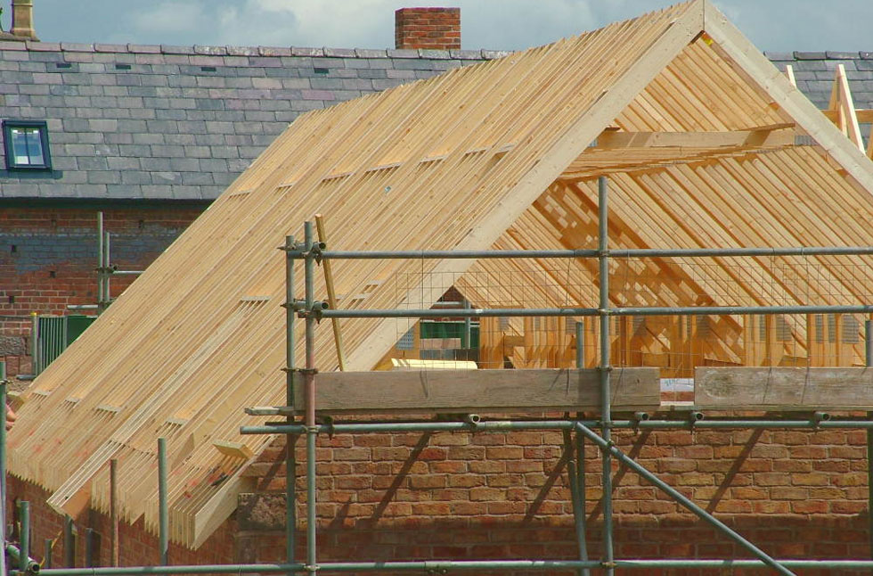 roof trusses manufacturer cheshire manchester wales