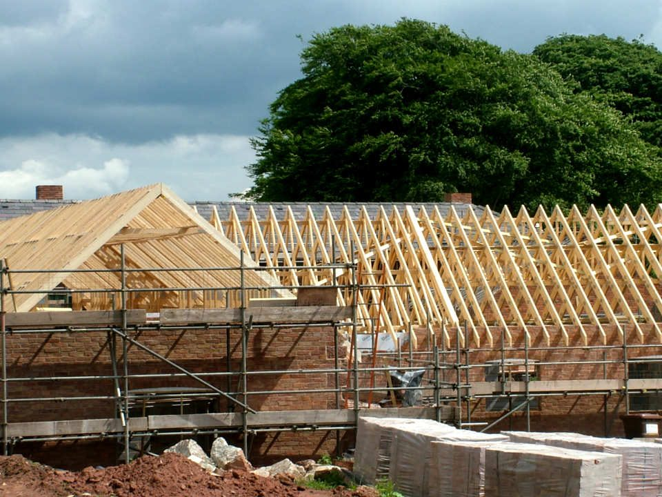 delamere chester roof truss case study