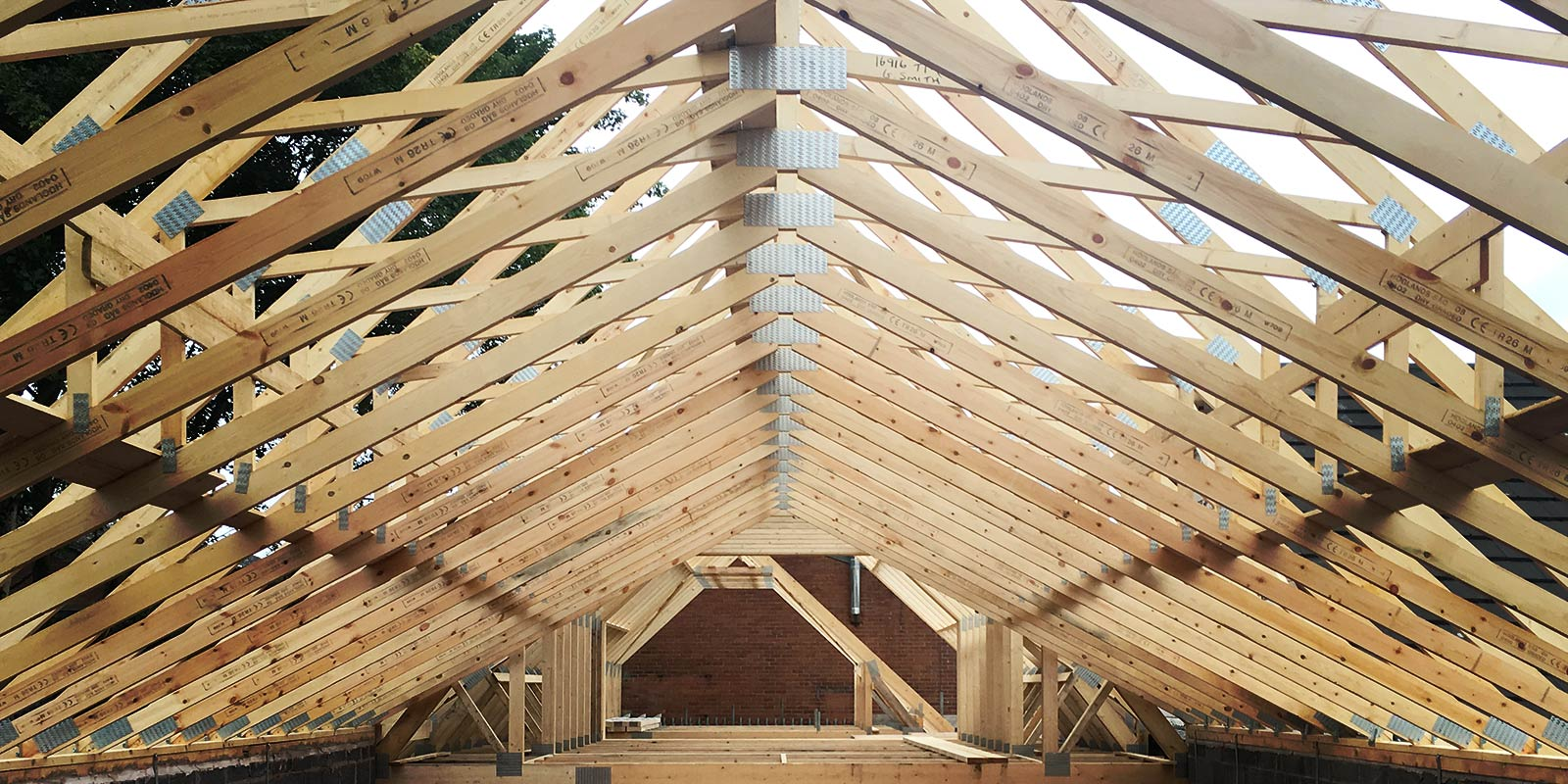 Common Roof Truss Shapes And Profiles Cheshire Roof Trusses