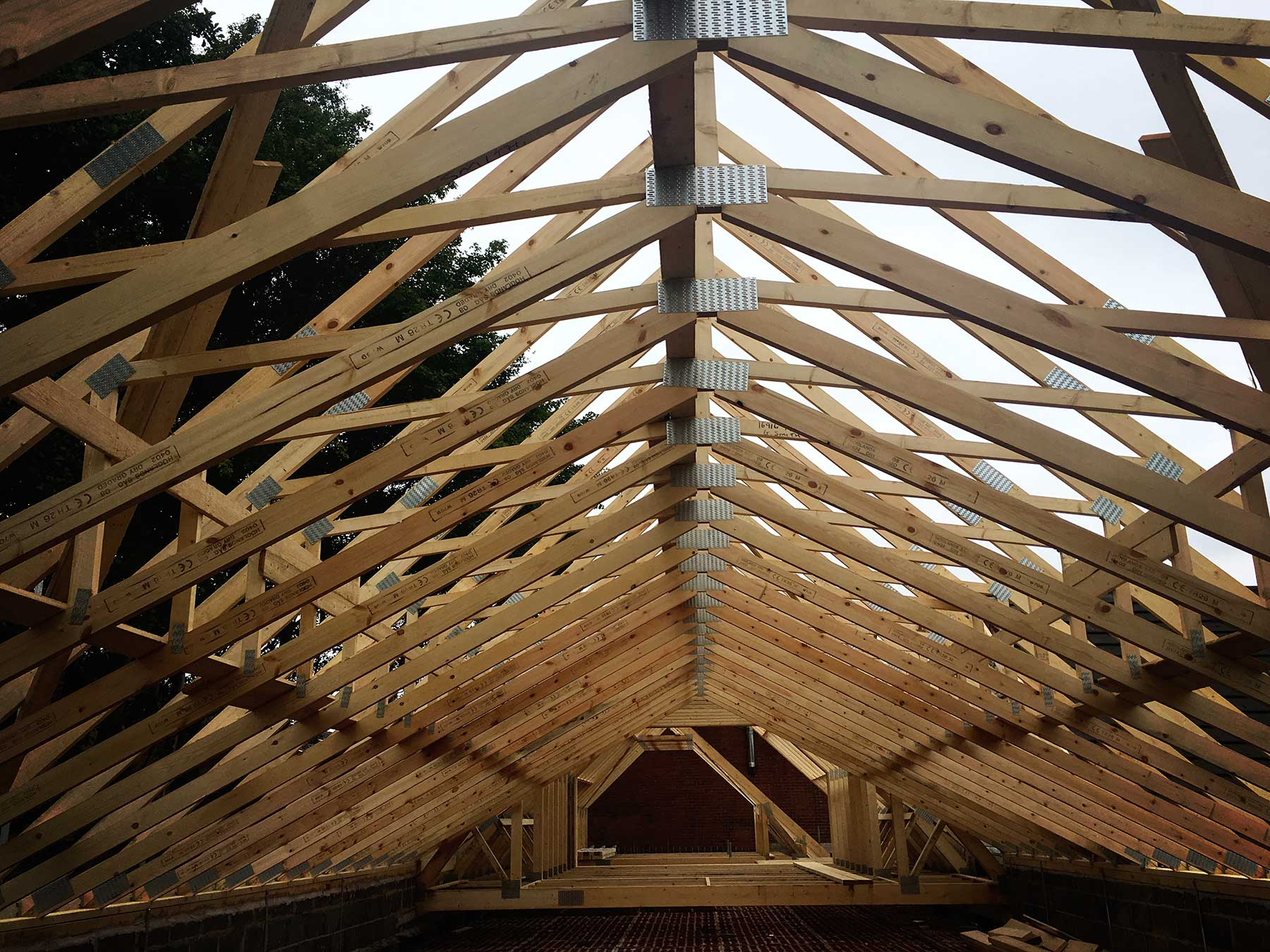 Roof Trusses | Cheshire Roof Trusses