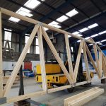 cheshire roof trusses north wales